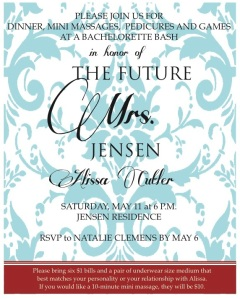 alissa's bachelorette party invites edited