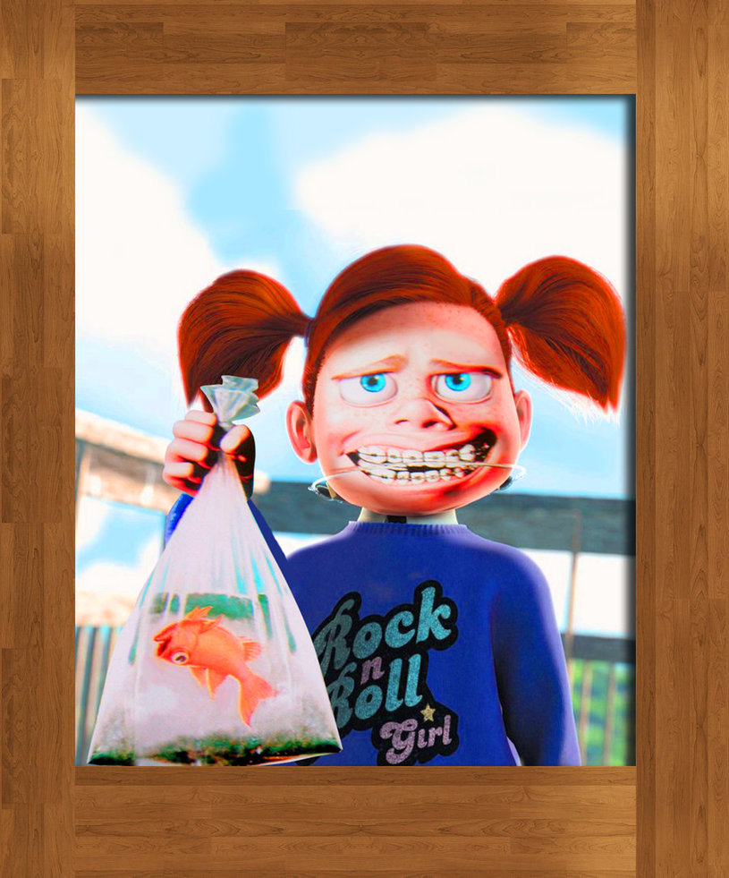 Bully Fish | Boogers on the Wall