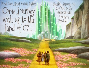 rs wizard of oz activity